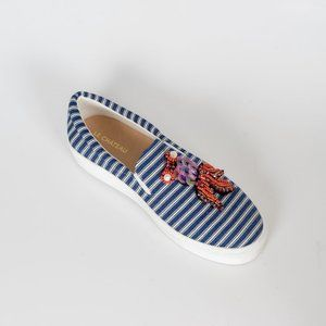 NWT/NIB Slip-On Sneaker - sz 38